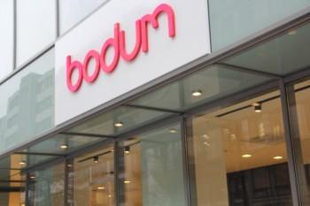 Bodum in der Frankfurter Kaiserstraße hat uns mit den Maler- und Lackierarbeiten beauftragt